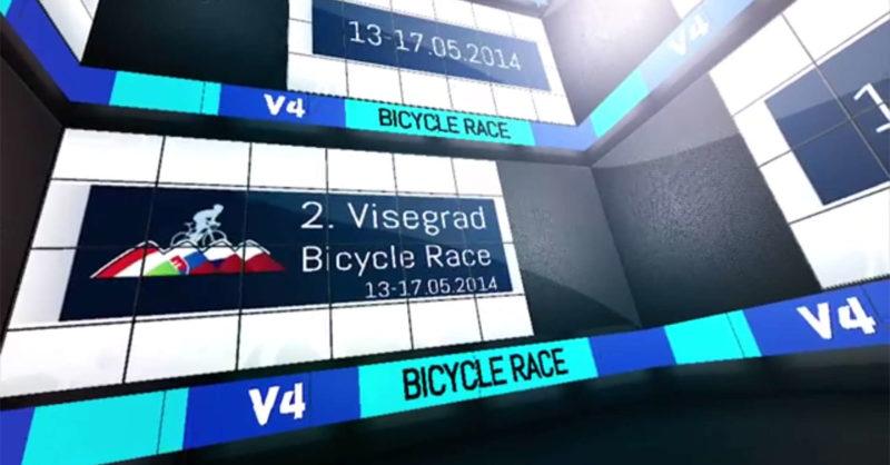 2. V4 Kerékpárverseny (Fotó: YouTube.com)