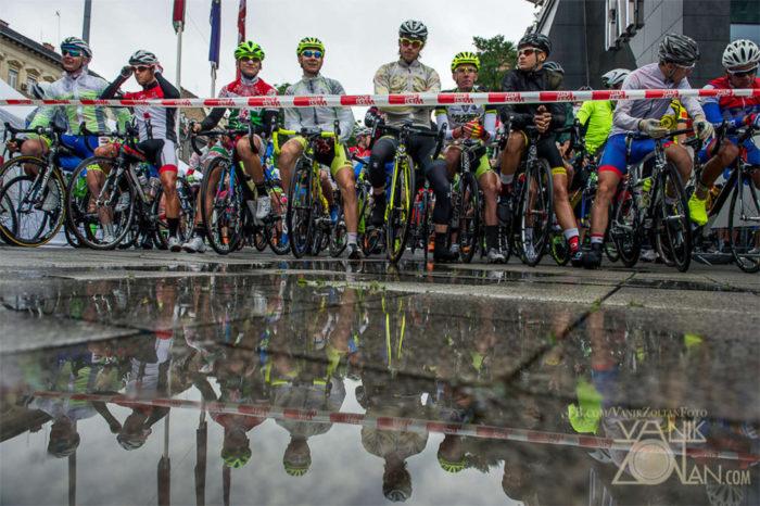 Az időjárás ezúttal nem volt kegyes a versenyhez (Fotó: Vanik Zoltán)