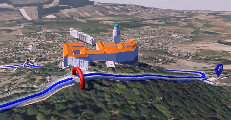 176,3 kilométert tesz meg az 5. V4 Kerékpárverseny magyar mezőnye Budapest és Pannonhalma között