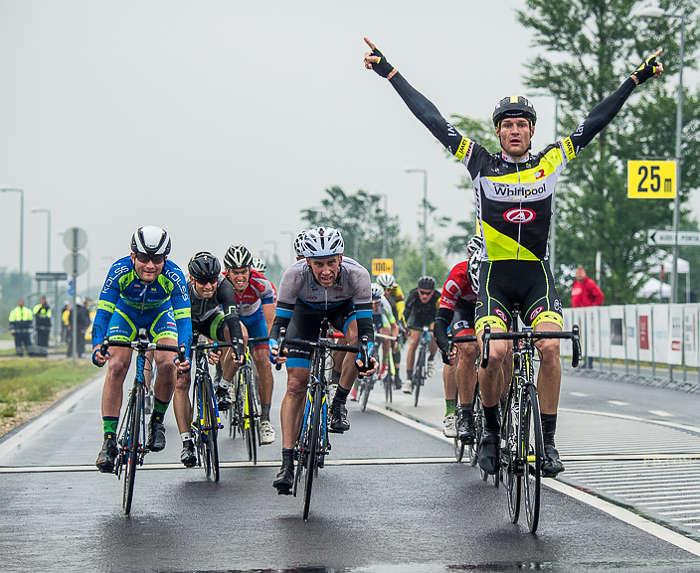 A 2015-ös magyar szakasz győztese, Alois Kankovsky (Fotó: Vanik Zoltán)