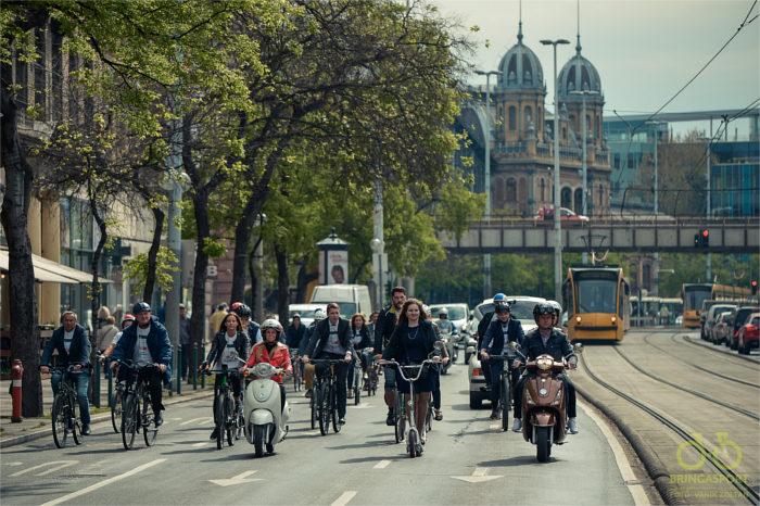 V4 Kerékpárverseny sajtótájékoztató 2017 (Fotó: Vanik Zoltán)