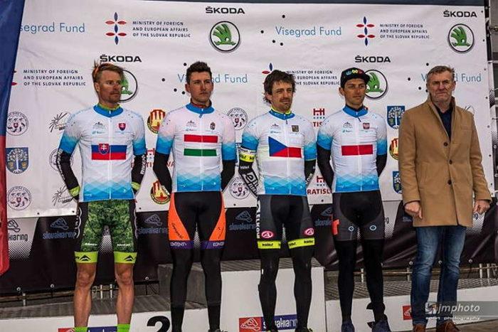 Visegrád Kerékpárverseny 2018 – Szlovák Nagydíj (Fotó: Jan Luky)