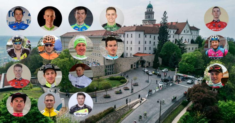 Ők voltak eddig a legjobbak a V4 Kerékpárversenyen