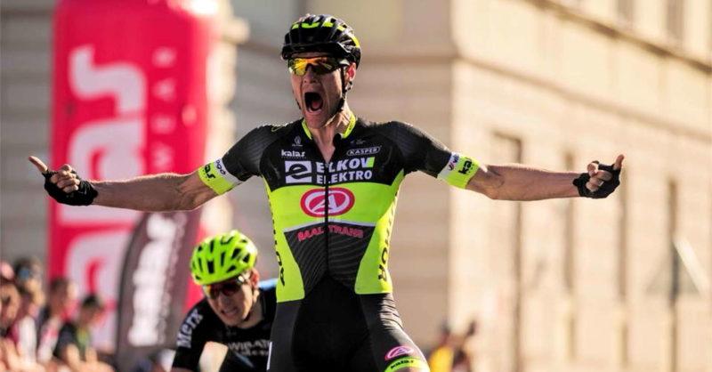 Hazai győzelemnek tapsolhatott a nagyérdemű a Visegrád 4 Kerékpárverseny-sorozat Cseh Nagydíján