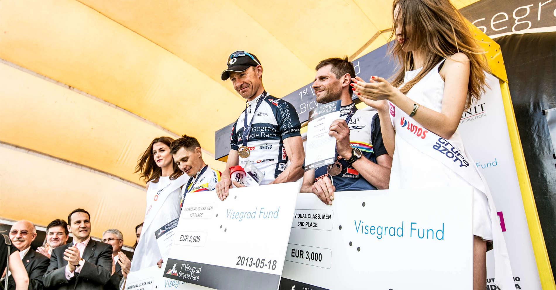2013 - Visegrád 4 Kerékpárverseny