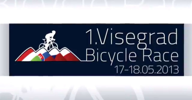 1. Viisegrad 4 Bicycle Race (Fotó: YouTube.com)