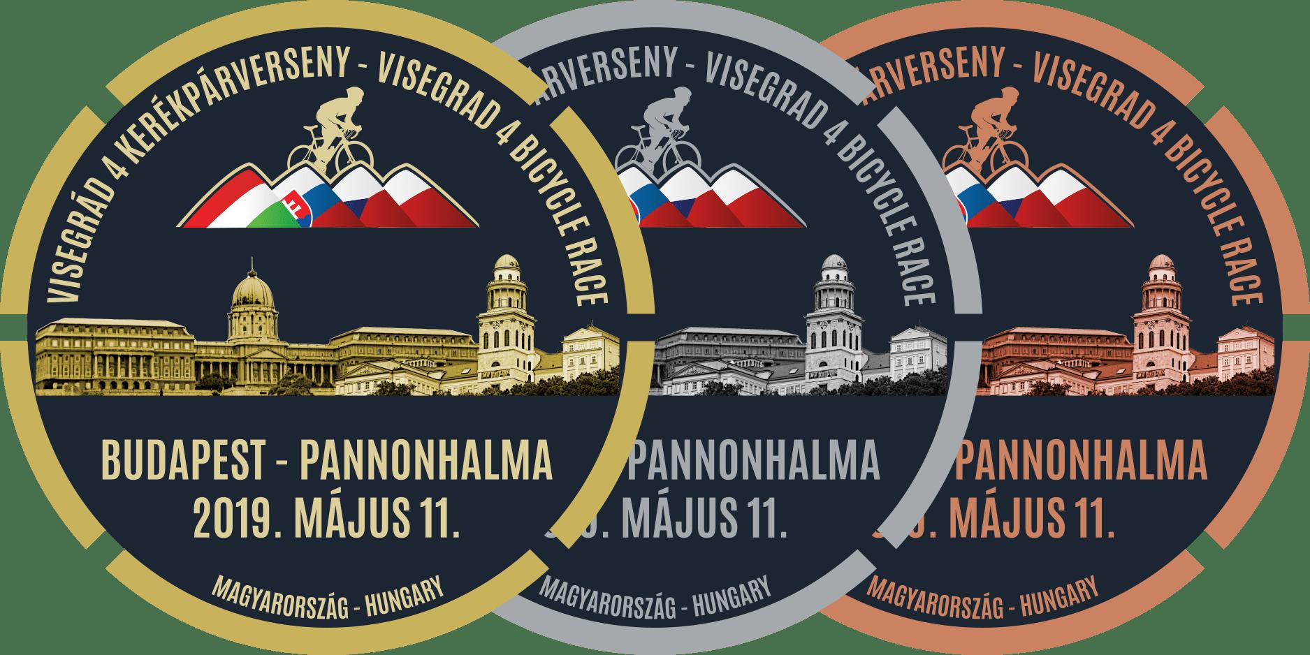 V4 Kerékpárverseny 2019 - Budapest-Pannonhalma