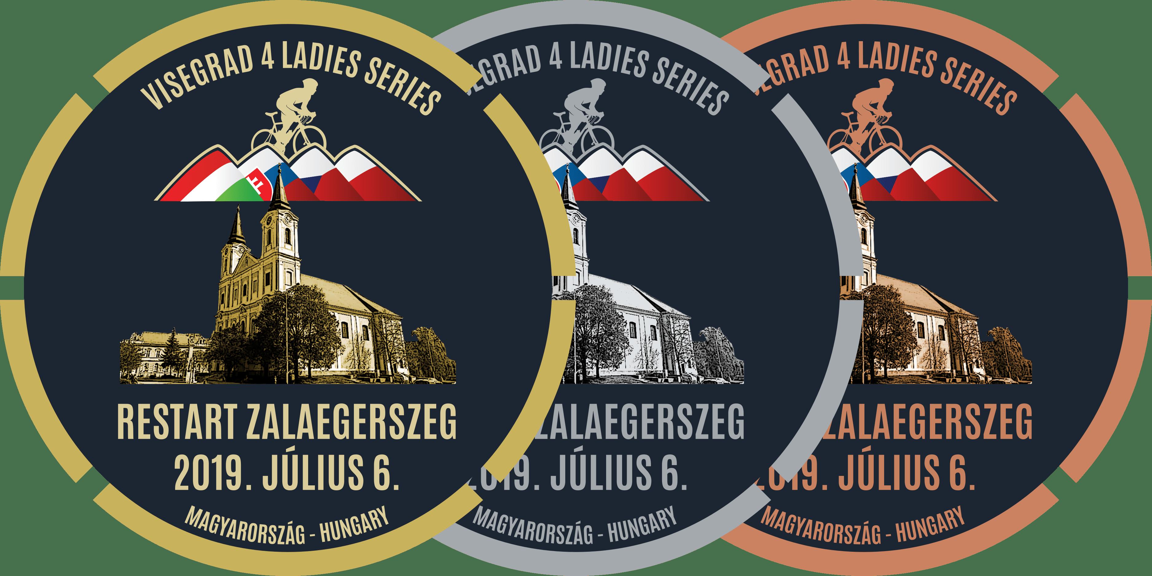 V4 Ladies Series 2019 - Zalaegerszeg
