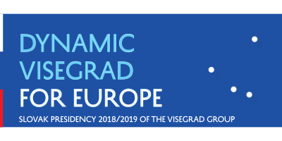 A Visegrádi Csoport szlovák elnöksége 2018/19