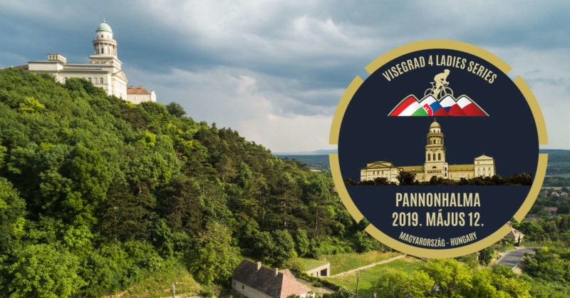 V4 Ladies Series Pannonhalma 2019