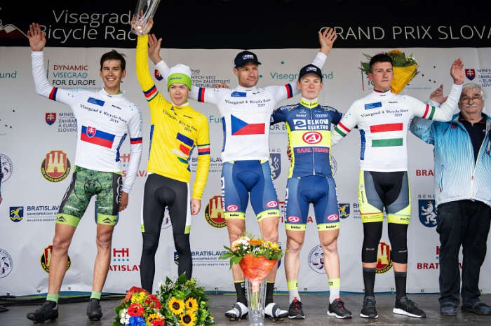 V4 Kerékpárverseny 2019 - Szlovákia